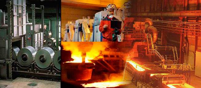 فرایند تولید متالورژیکی